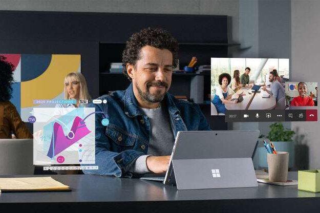 微软正在为Teams开展新的全球广告活动大力宣传Slack