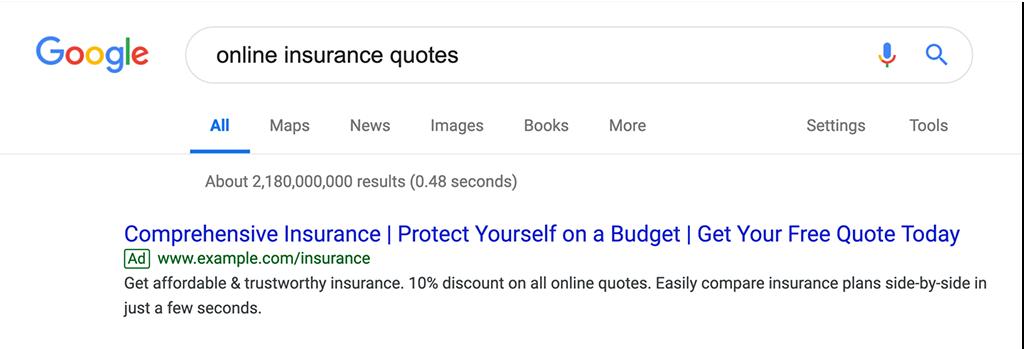 使用文字广告传达最合适的宣传信息