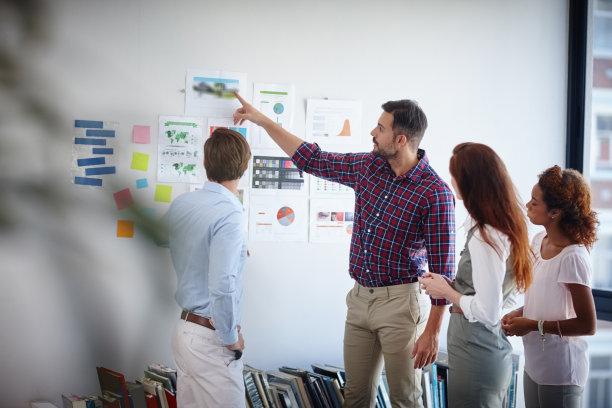 以数字方式营销公司的五种方法